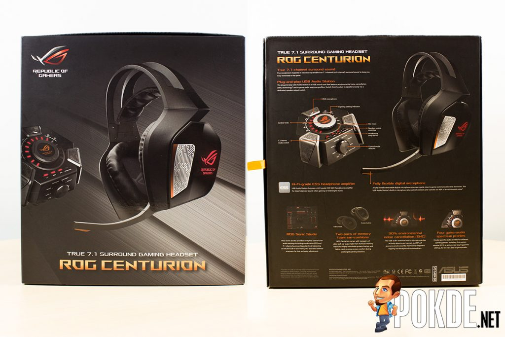 ASUS ROG Centurion 7.1 headset review - Your seventh sense activated! 25