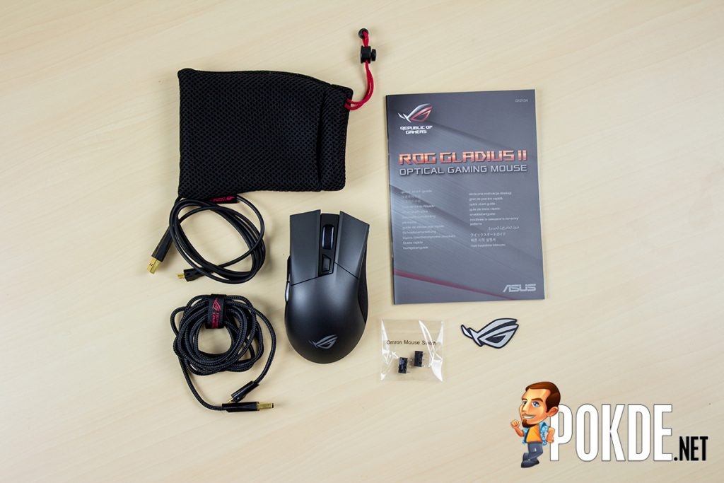 ASUS ROG Gladius II Review - RGB in all its glory! 28