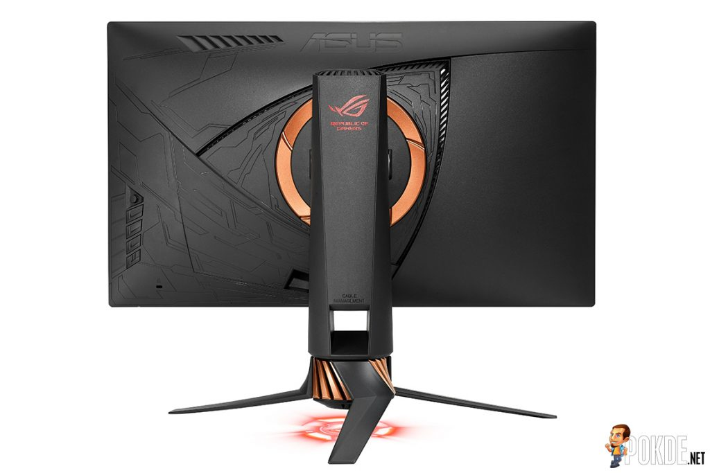 Experience the 240Hz ASUS ROG Swift PG258Q monitor at ROG Brightstar Concept Store, the One and Only Unit showcased in KL! 21