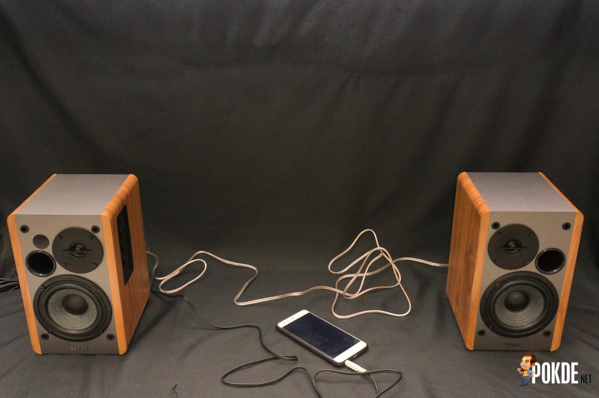 Edifier R1280T bookshelf speakers review — Smooth operator 28