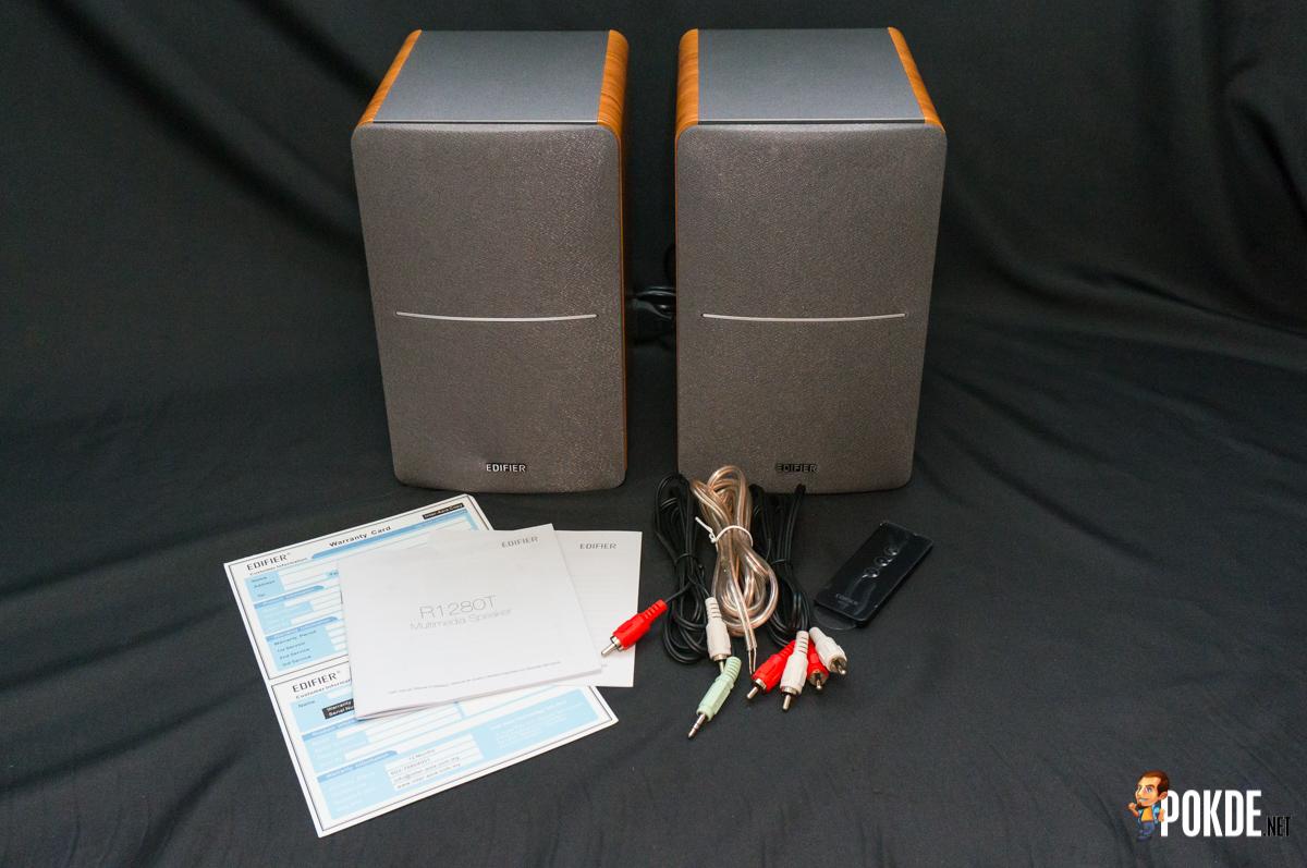 Edifier R1280T bookshelf speakers review — Smooth operator 23