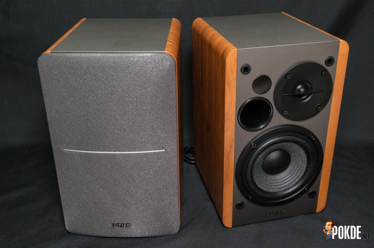 Edifier R1280T bookshelf speakers review — Smooth operator 24