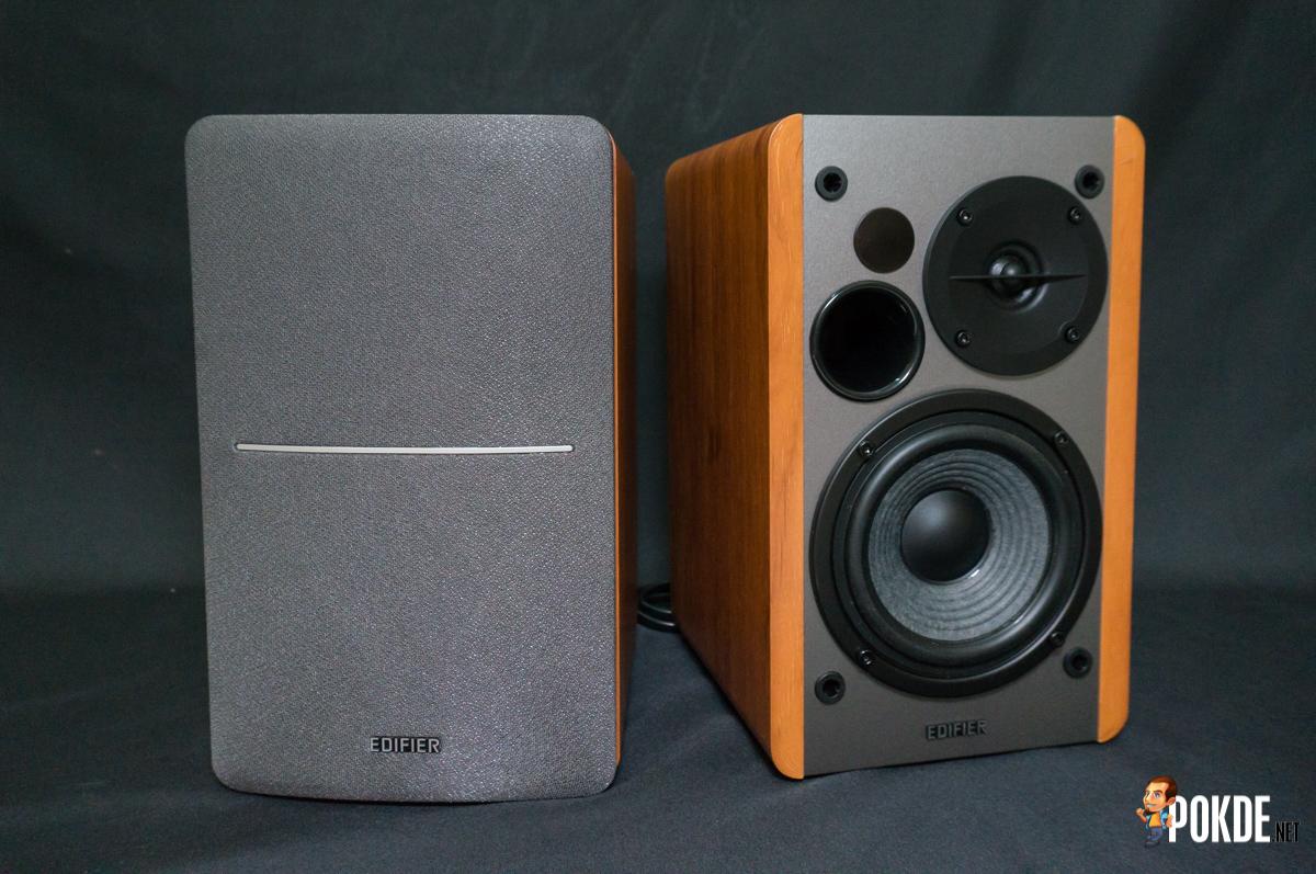 Edifier R1280T bookshelf speakers review — Smooth operator 29
