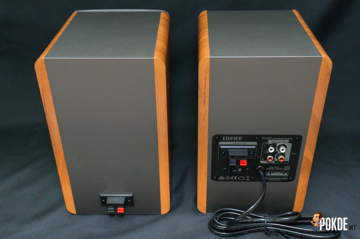Edifier R1280T bookshelf speakers review — Smooth operator 25