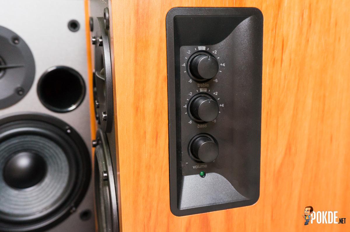 Edifier R1280T bookshelf speakers review — Smooth operator 26