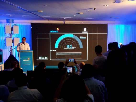 Celcom Conducts First 5G Trial in Collaboration with Ericsson 20