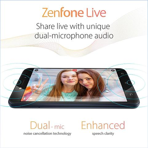 Stream Live and Beautifully with ASUS ZenFone Live! 29