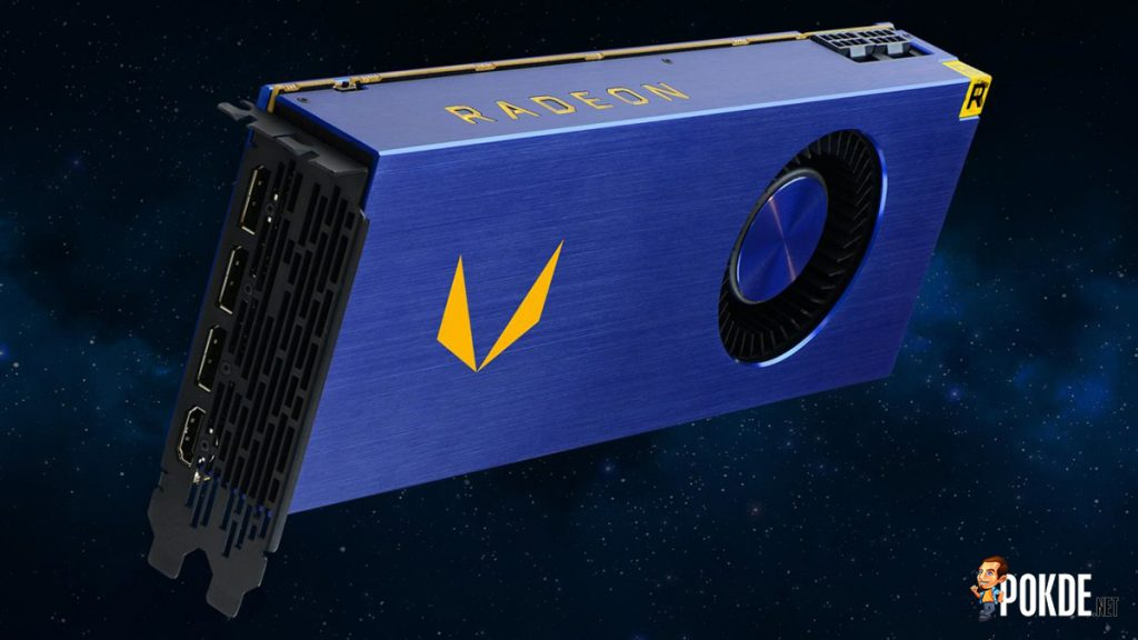 AMD Radeon Vega Frontier Edition priced at $999; AMD's answer to the NVIDIA Titan Xp? 24