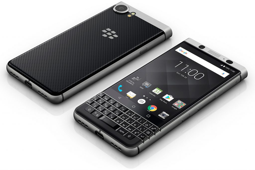 Blackberry KEYone enters Malaysia; This time under TCL Communication 20