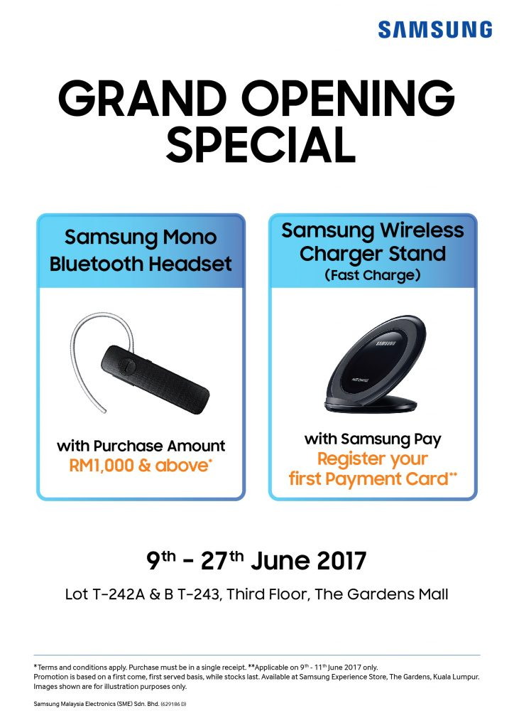 Samsung reopens its Experience Store (SESL) at The Gardens Mall 27