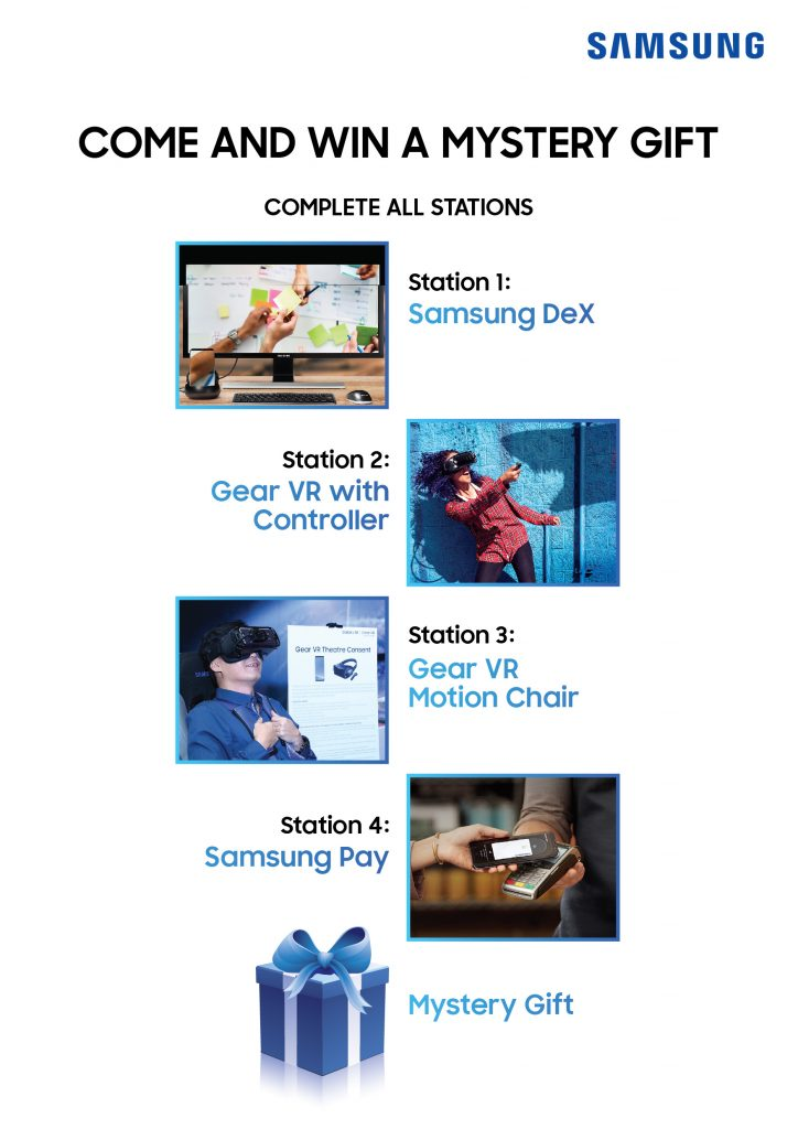 Samsung reopens its Experience Store (SESL) at The Gardens Mall 28