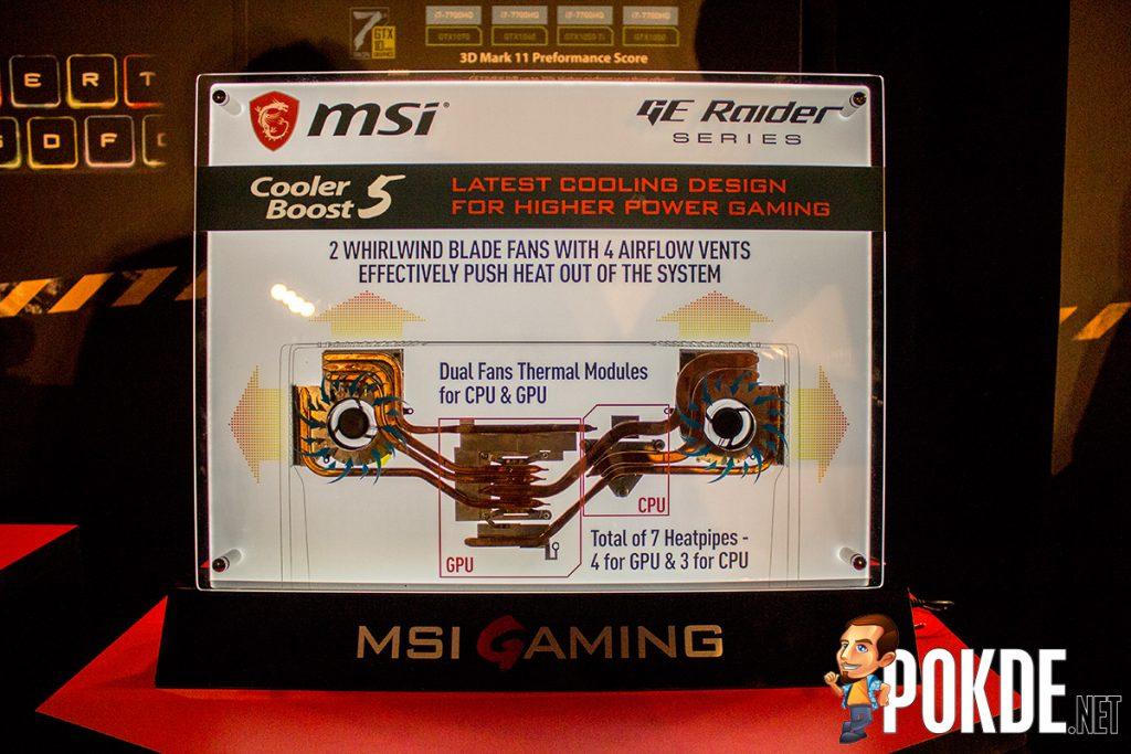 MSI Raider Series are beautiful sports car inspired gaming laptops 22
