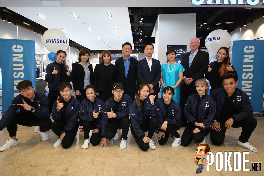 Samsung reopens its Experience Store (SESL) at The Gardens Mall 25