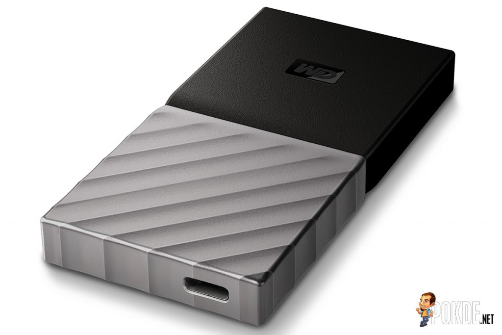 Western Digital offers their fastest WD Portable Drive yet; the WD My Passport SSD is USB 3.1 Gen2 (10Gbps) ready! 21