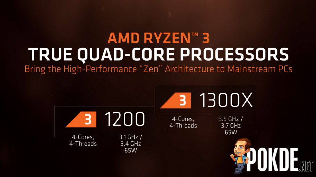 AMD Ryzen 3 Pricing; 1300X at RM599 and 1200 at RM519 20