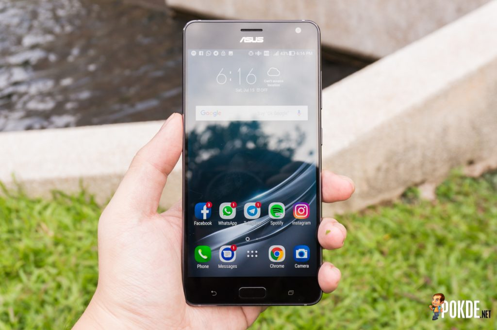 ASUS ZenFone AR review (ZS571KL); the smartphone that plays with your reality 29