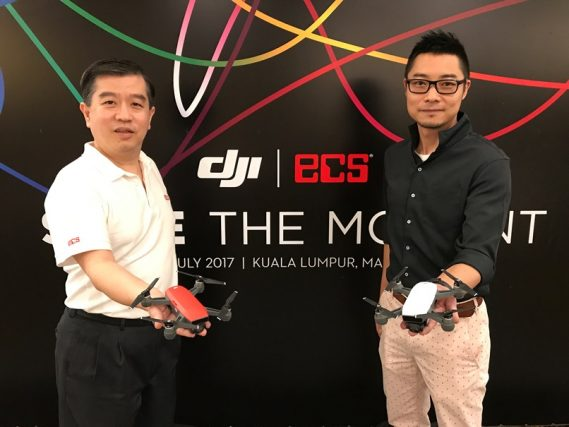 DJI Launches Mini Camera Drone, The DJI Spark - Just smile and wave 28