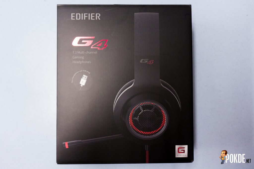 Edifier G4 7.1 gaming headphones review; bass or no bass? 28