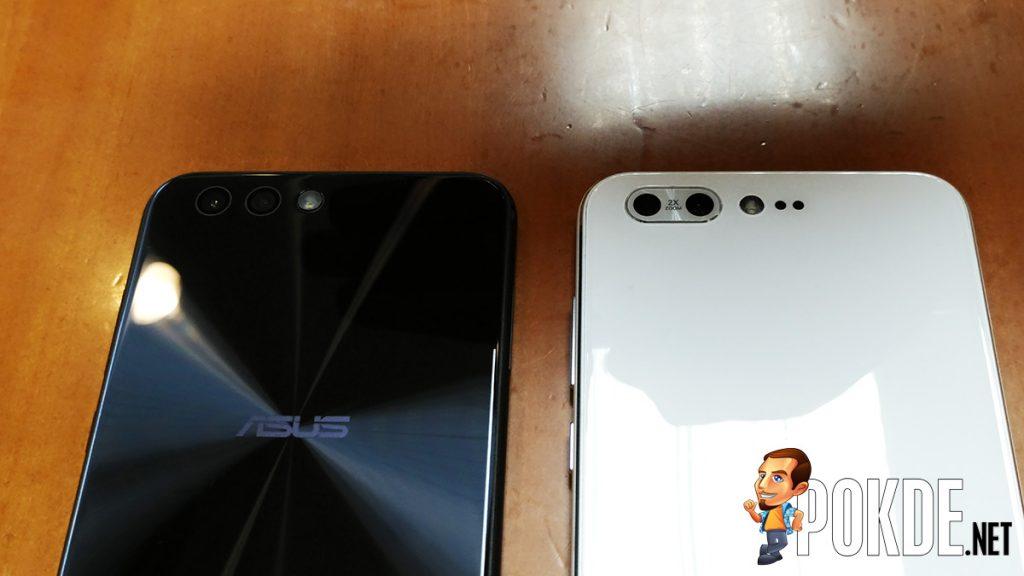 ASUS ZenFone 4 series Technical Specs Comparison - featuring ZenFone 4, ZenFone 4 Pro, ZenFone 4 Selfie, ZenFone 4 Selfie Pro, ZenFone 4 Max Pro 27