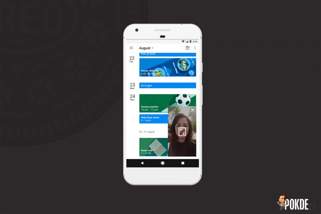 What's in Android 8.0 Oreo; better performance, better battery life and much more 23