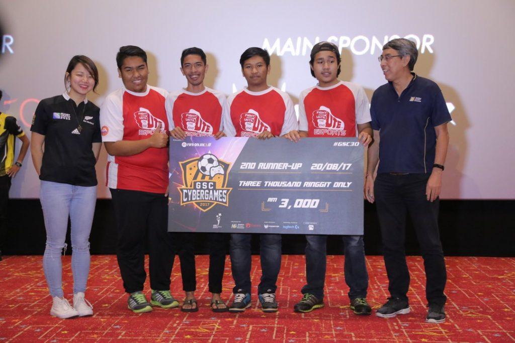 GSC Cyber Games National Finals