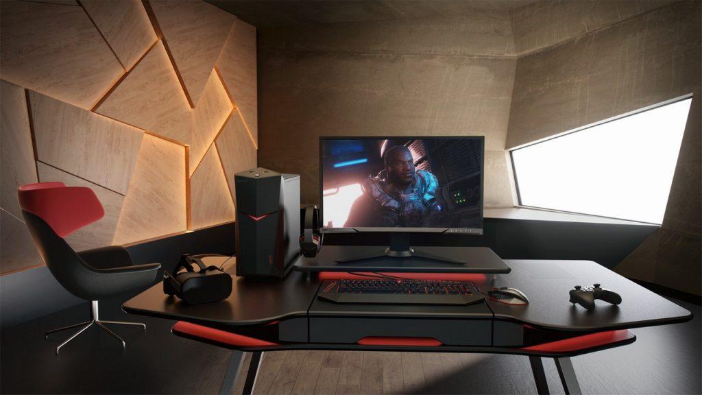 Lenovo Legion Y520 Tower PC Gamescom 2017