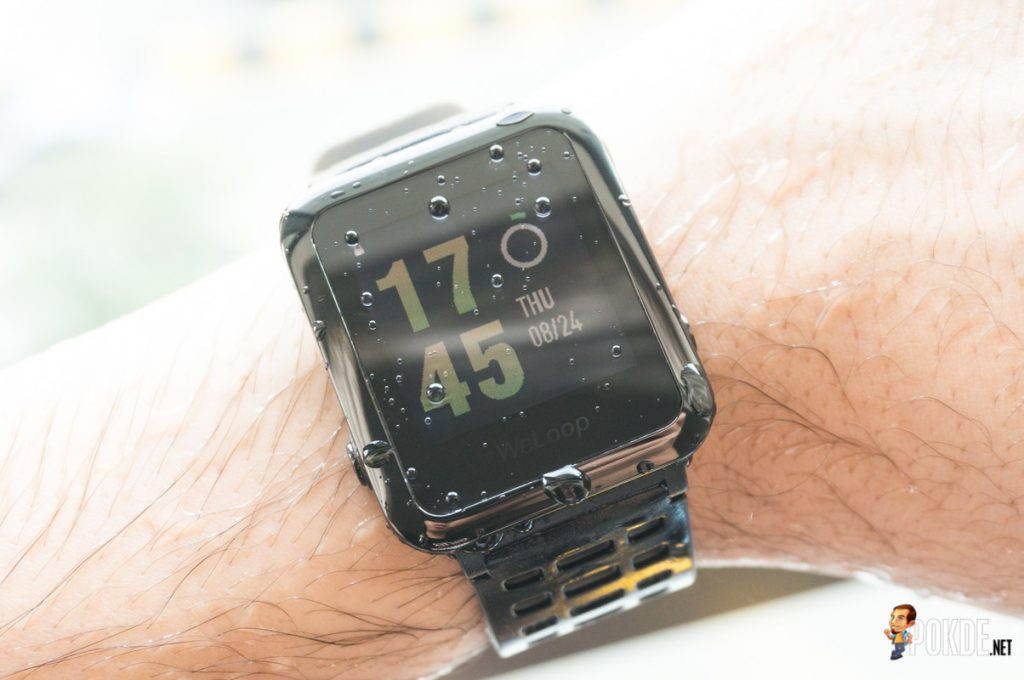 OLIKE WeLoop Hey 3S review; better than a fitness band, but not quite a smartwatch 33