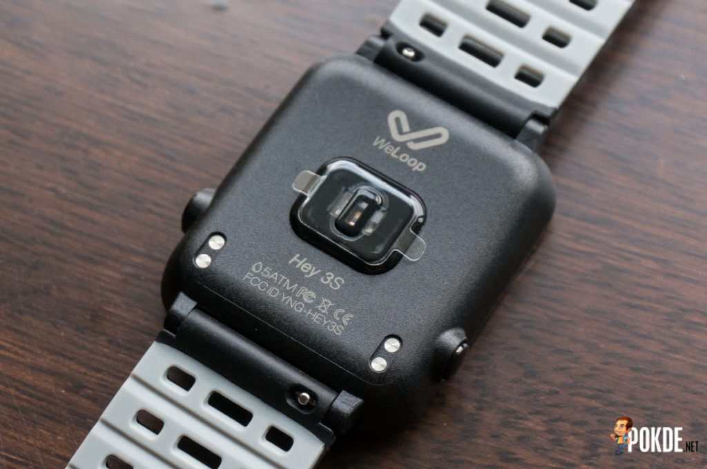 OLIKE WeLoop Hey 3S review; better than a fitness band, but not quite a smartwatch 27