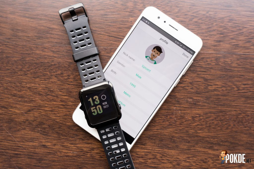 OLIKE WeLoop Hey 3S review; better than a fitness band, but not quite a smartwatch 37