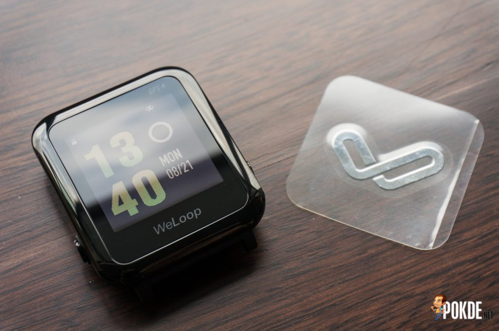 OLIKE WeLoop Hey 3S review; better than a fitness band, but not quite a smartwatch 25