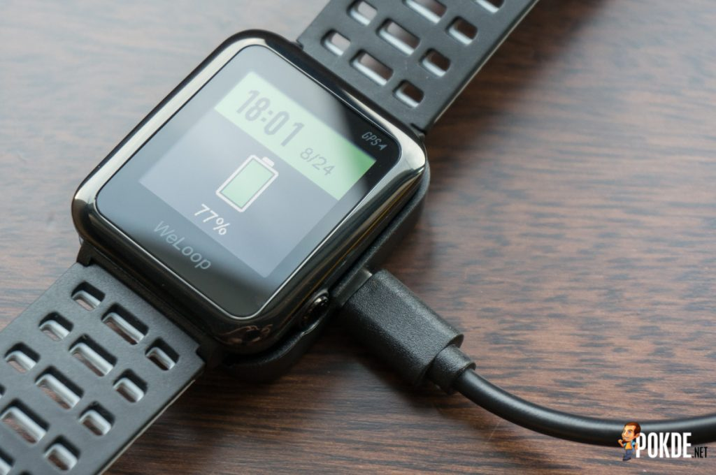 OLIKE WeLoop Hey 3S review; better than a fitness band, but not quite a smartwatch 28