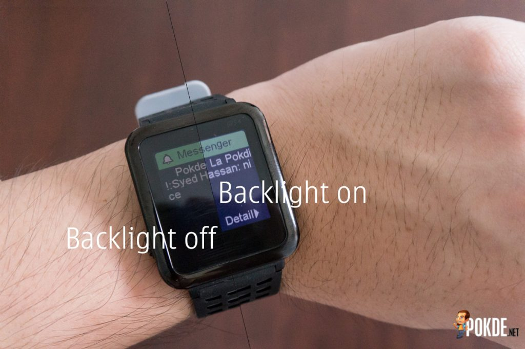 OLIKE WeLoop Hey 3S review; better than a fitness band, but not quite a smartwatch 36