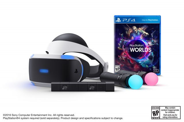 Sony Announces More Affordable Price for PlayStation VR - Cheapest VR setup just got cheaper 27