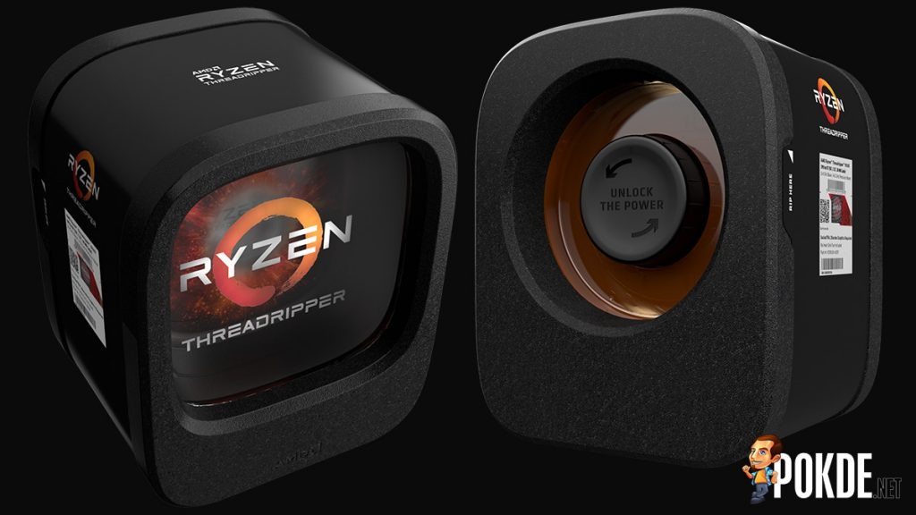 8-core Threadripper 1900X announced on the X399 platform; 64 PCIe 3.0 lanes, quad channel DDR4 memory, $549 price tag 25
