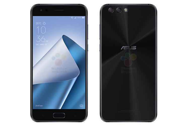 ASUS ZenFone 4 specifications leaked out before launch; second variant of the ZenFone 4 Max comes to light 24