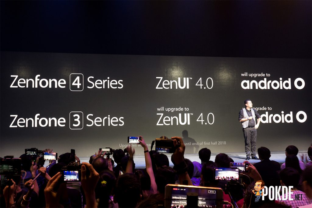 Android Oreo promised for ASUS ZenFone 3 and ZenFone 4 series; second major update to hit ZenFone 3 series! 25
