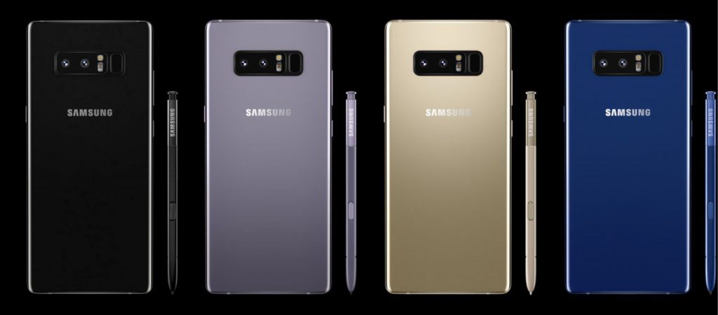 Save RM888 when you pre-order your Samsung Galaxy Note8; pre-order starts from the 5th to 10th September! 25