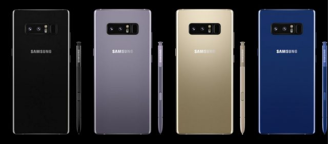 Samsung Lifts The Lid off The Samsung Galaxy Note 8 - A Note of redemption? 25