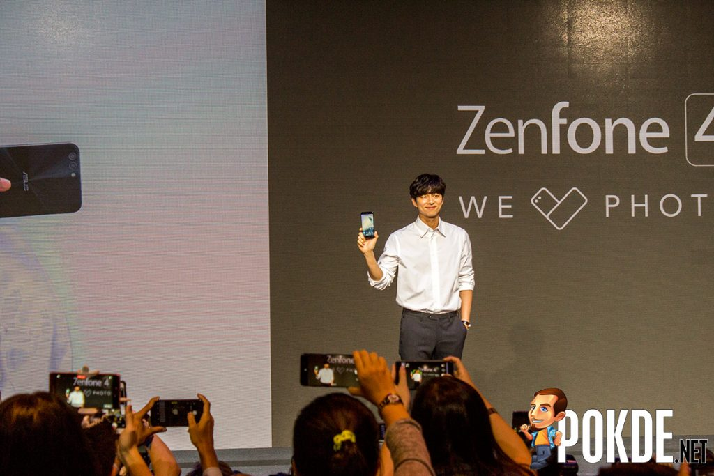 ASUS ZenFone 4 series officially announced - Gong Yoo appointed as the brand ambassador 24