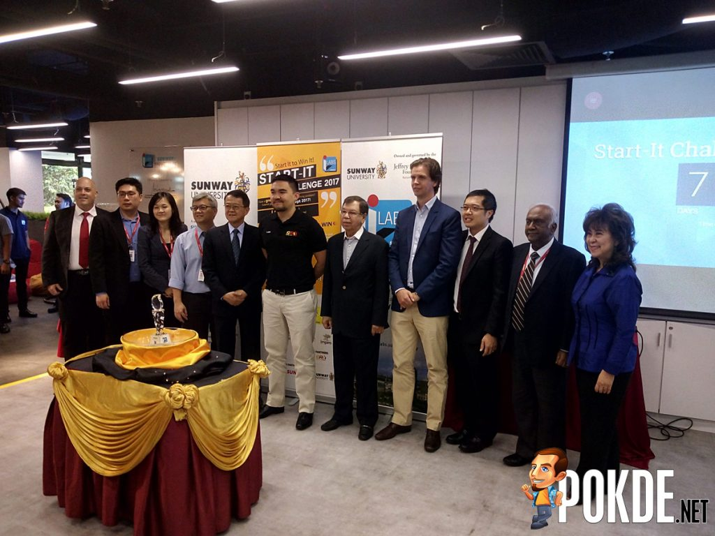 Sunway iLabs Launch First Start-It Challenge - Aims To Cultivate The Innovation Spirit! 23