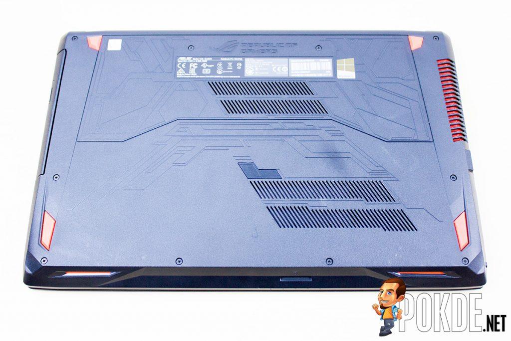 ASUS ROG Strix GL553 Review; Deadly Subtle Machine 27
