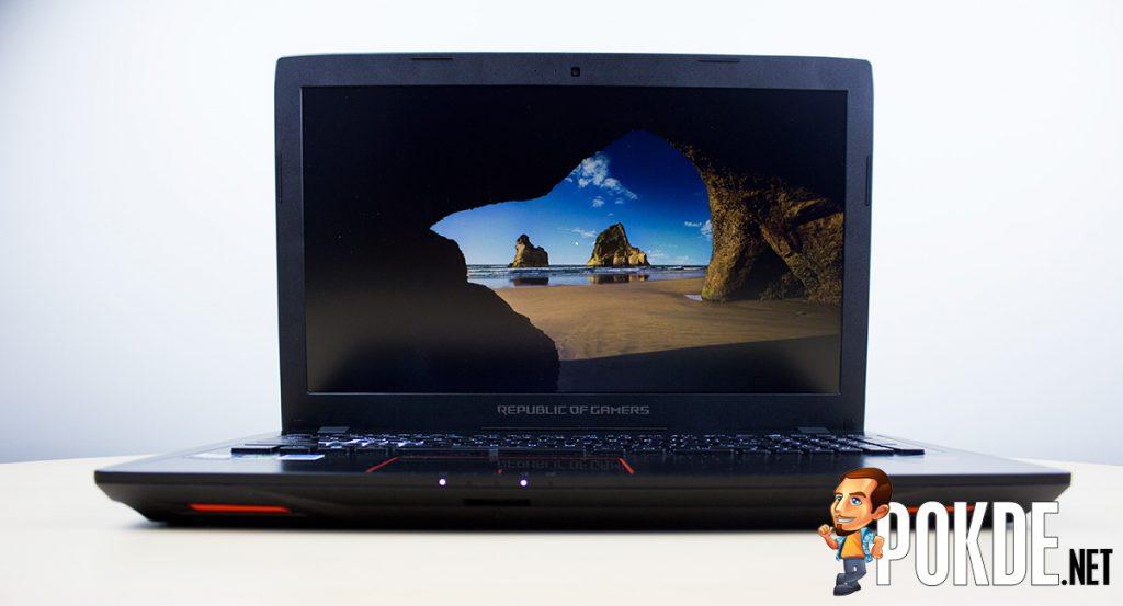 ASUS ROG Strix GL553 Review; Deadly Subtle Machine 36