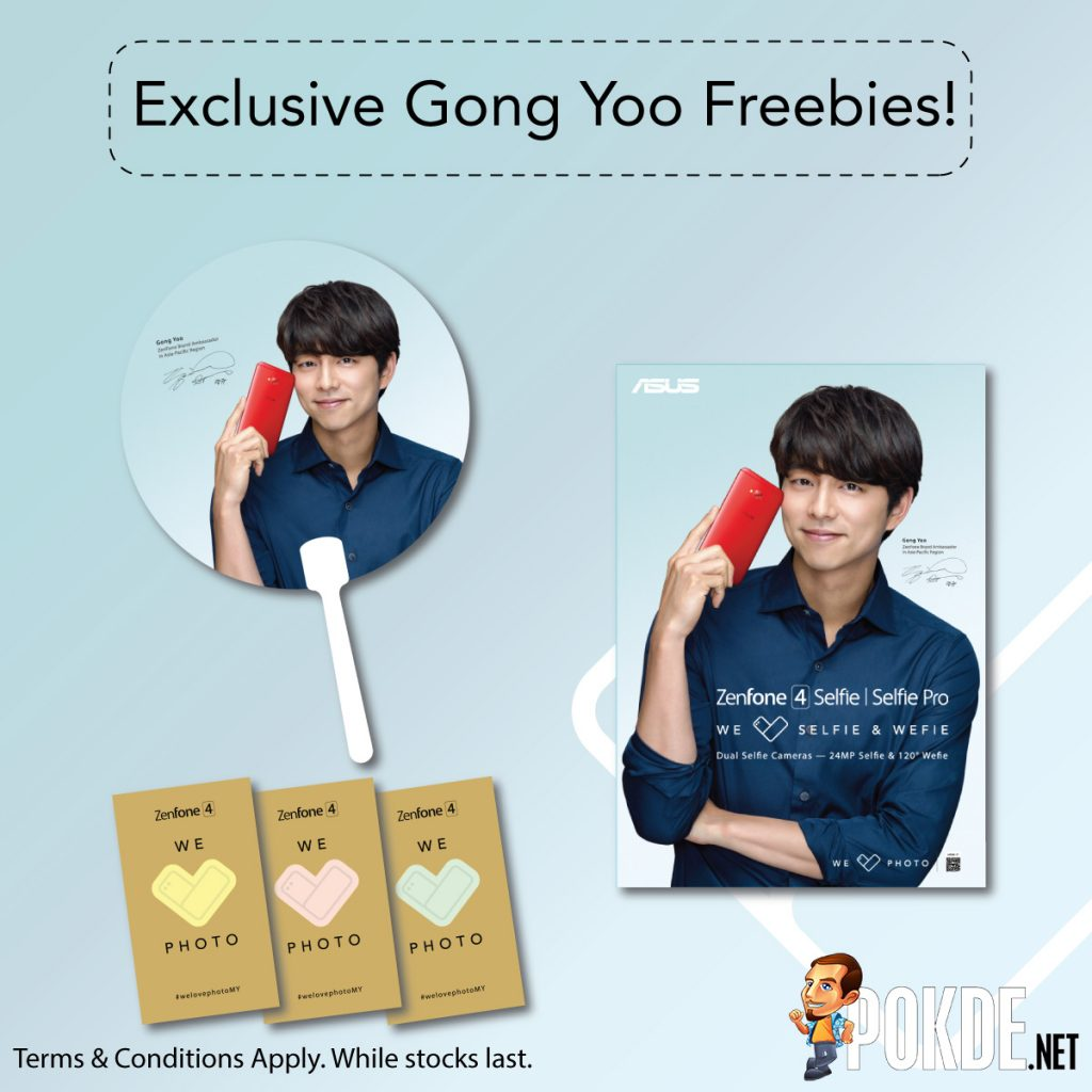 Love Gong Yoo? Check out ASUS' We Love Photo Roadshow; ASUS gadgets and Gong Yoo merchandise up for grabs! 25