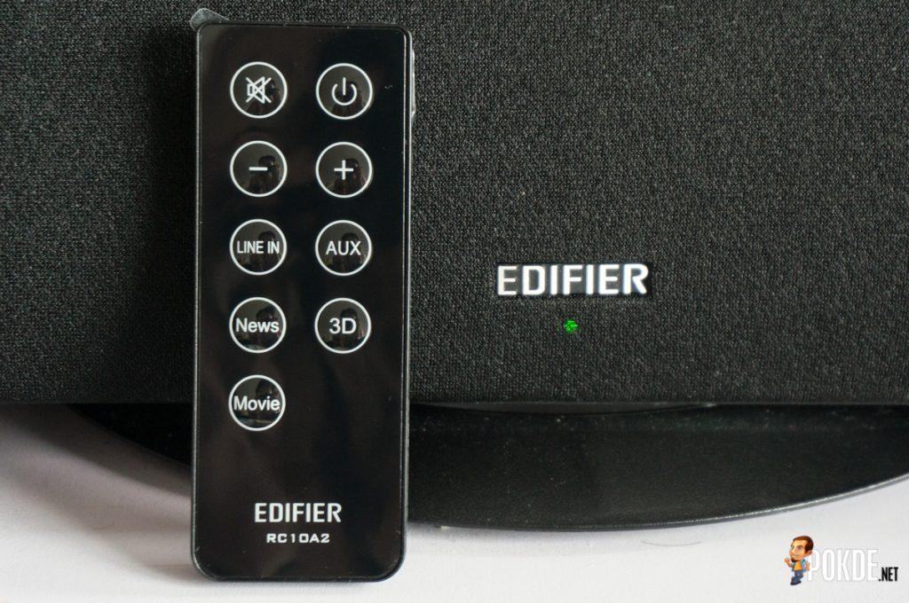 Edifier CineSound B1 Soundbar review 34
