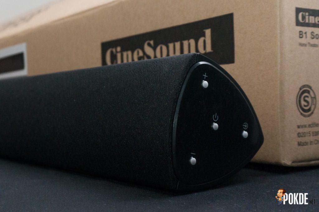 Edifier CineSound B1 Soundbar review 31