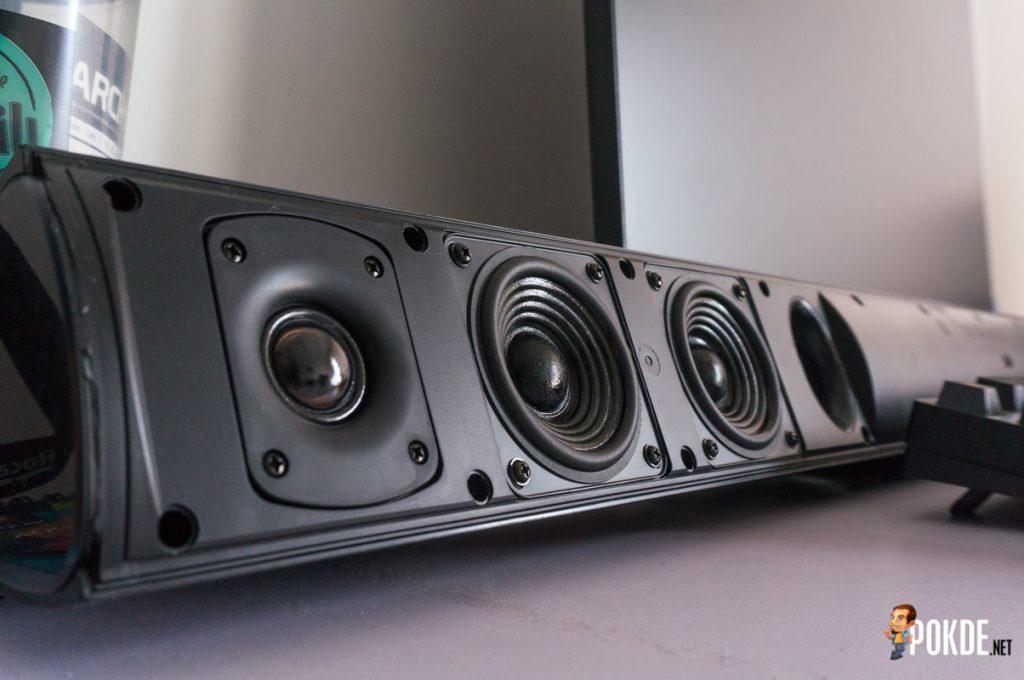 Edifier CineSound B1 Soundbar review 35
