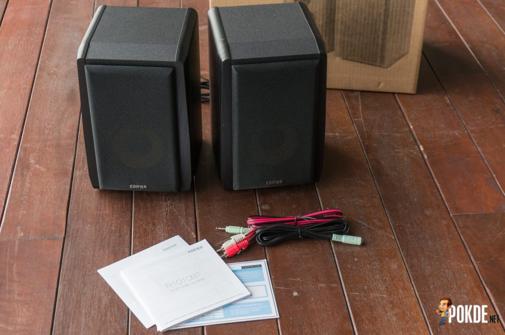 Edifier R1010BT bookshelf speaker review; Jack of all trades, master of none 33