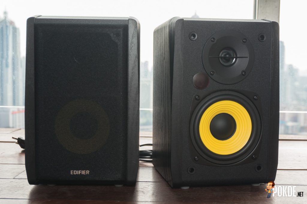 Edifier R1010BT bookshelf speaker review; Jack of all trades, master of none 34