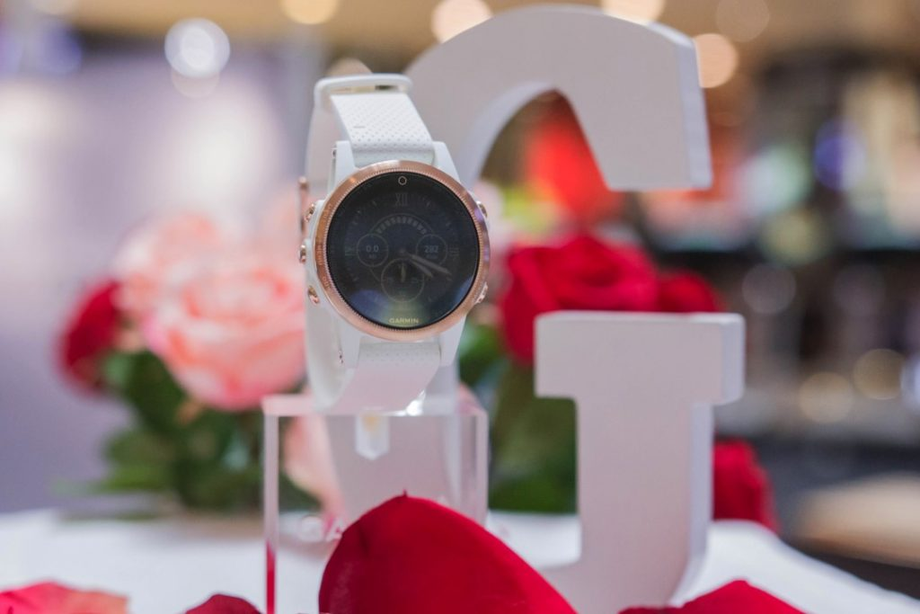 Garmin Releases New Color Variants For fēnix 5S - For The Ladies Out There 23