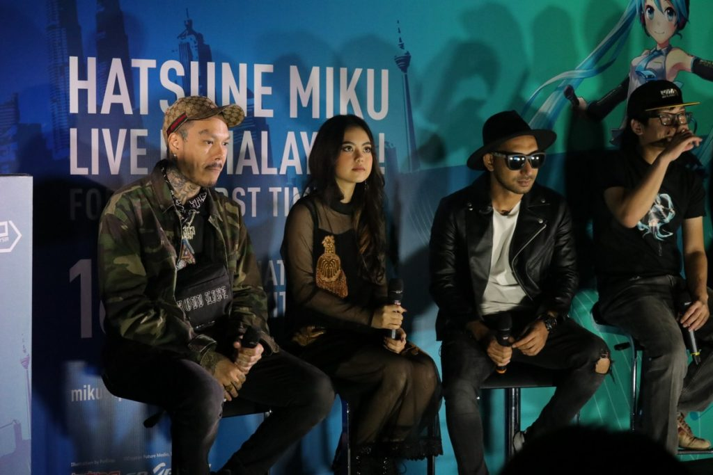 Hatsune Miku Expo 2017 Malaysia